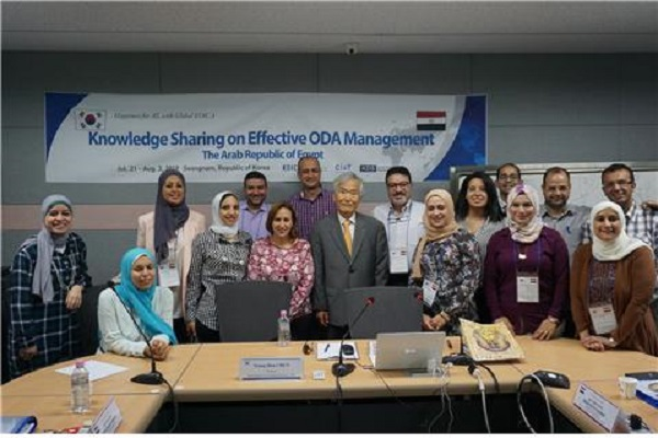 Knowledge Sharing on Effective OD..
